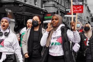 Free Palestine rally
